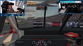 My First Win at Charlotte Motor Speedway on iRacing!