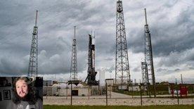 SpaceX - Lancio in diretta del Falcon 9 con 60 satelliti della costellazione Starlink