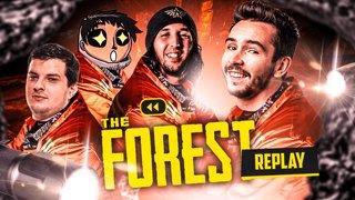 ON VA DANS LES GROTTES ! (The Forest avec Jiraya, LowAn et MrBboy45) #3