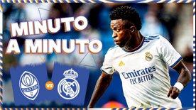 ⏱ Minuto a Minuto   Shakhtar Donetsk 🆚 Real Madrid   UCL
