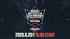 ダイジェスト:RAGE VALORANT JAPAN INVITATIONAL Powered by GALLERIA DAY1