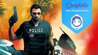 Displate: Officer Mack #ad