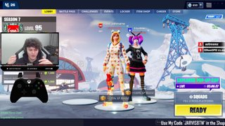 Highlight: PARKOUR AND DEATHRUN COURSES FORTNITE| USE CODE JARVISBTW !scrims !creator