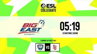 LIVE: ESL Collegiate - Big East Conference Spring Season Day 1