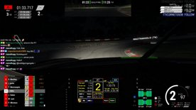 A bloody good race at the Nurburgring