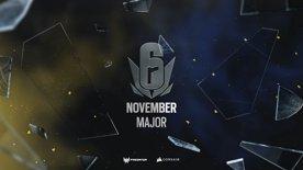 European November Six Major 2020 - Day 2