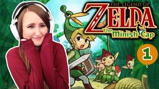 The Legend of Zelda: The Minish Cap - Part 1