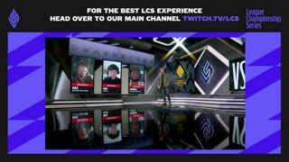 LCS Mid-Season Showdown: TSM vs. Evil Geniuses
