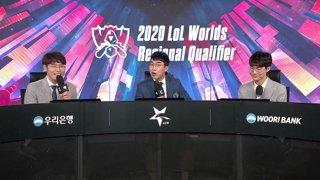 [2020 LoL 월드챔피언십 한국대표팀 선발전] 2라운드 l T1 vs. AF