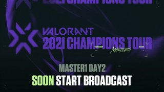 VALORANT Champions Tour JAPAN /// STAGE1 MASTERS Day2