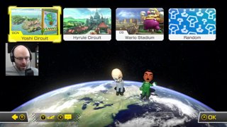 Please...I just want to win one race (Mario Kart 8)