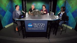 NASA in Silicon Valley Live - The Science of Heat Shields