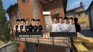 CS:GO - Invictus vs. Beyond [Inferno] Map 2 - ESL Pro League Season 12 - Playoffs - AS