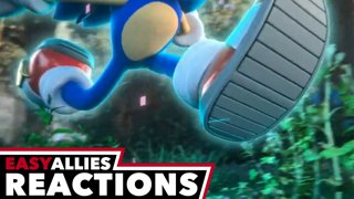 Sonic Central - Easy Allies Reactions