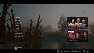 FiZone: Far Cry: New Dawn: Part 8: Stealth Cat & Shovel Girl Ride Again