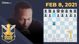 Arena Kings Chess960 with host NM James Canty III !host !chess960