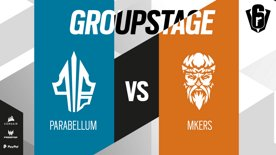Parabellum Esports VS Mkers // SIX INVITATIONAL 2021 – Group stage – Day 2