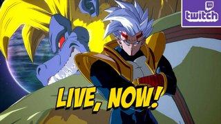 DBFZ...AGAIN! SuperBaby2/DBS Broly/Goku Black...Relearning The Game (1-16)