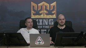 King of the Sea VI - EU Regional Final - [OM] vs. [RAIN]