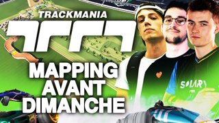 Mapping Trackmania, Dimanche on verrouille les maps