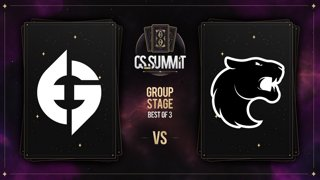 Evil Geniuses vs FURIA (Overpass) - cs_summit 8 Group Stage: Elimination Match - Game 1