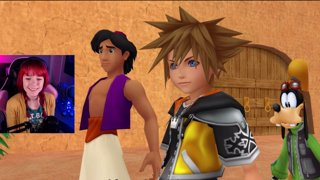 Archived: 🗝️ KH2 -♥- Day 6