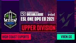 Dota2 - ViKin.gg vs. High Coast Esports - Game 2 - DreamLeague Season 14 DPC: EU - Upper Division
