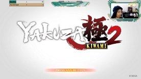 『Yakuza Kiwami 2』Part 5: Someone trying to frame Date-san | Time to whoop some booty | Majima Fam
