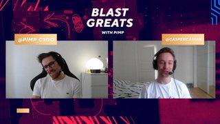 Highlight: Today's Stream: Conversation with PIMP + cadiaN 12pm CEST | BLAST Sessions