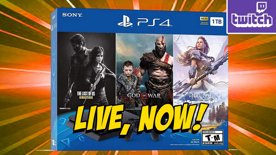 PLAYSTATION (4?!) State Of Play...Live!!! !baby (8-6)