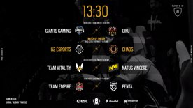 [PL] Rainbow Six Pro League X | Playday #8 | komentuje Alban