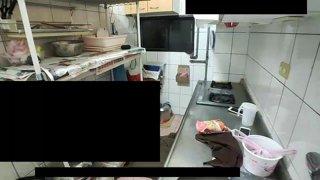 精華片段:【夜雨】突擊廚娘台 只為做餅乾給自己吃!