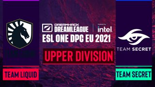 Dota2 - Team Liquid vs. Team Secret - Game 2 - DreamLeague Season 14 DPC: EU - Upper Division