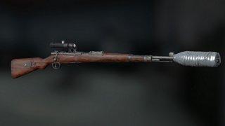 Sniper Tower: Kar98k highlight