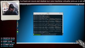 Un hacker en train de hacker : HES2010 (Carey)