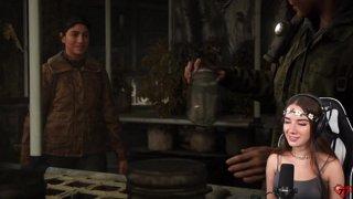 Highlight: Mikka Reacts To TLOU2 [Dina & Ellie/Abby & Joel]