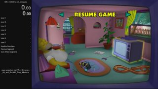 Simpsons Hit and Run All Story Missions in 2:05:29