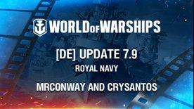 [DE] Unser Update 0.7.9 Stream - mit MrConway und Crysantos