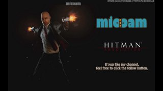 Micnorcam Hitman Absolution Infiltrate Greenhouse Suit Only