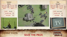 Middle-earth™ Strategy Battle Game Throne of Skulls 2019, Game 2: Rohan™ vs Isengard™