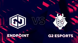 Day 1 G2 vs Endpoint Map 2 Dust 2