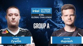 CS:GO - Vitality vs. Astralis [Nuke] Map 1 - IEM Global Challenge 2020 - Group A