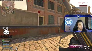 Highlight: Frying without the DMR | !sneak