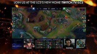 LCS Playoffs: Team Liquid vs. FlyQuest