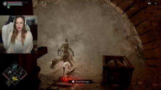 Demon Souls: Armor Spider Fight