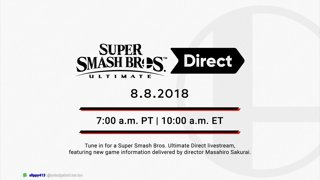 FULL Smash Direct August 8th REACTION