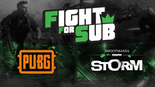 FightForSub PUBG puis FightForSub Shootmania