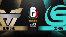 Team oNe vs. Soniqs // Six Major Mexico - group stage - day 3