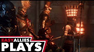 Easy Allies Plays Vermintide 2 - Chaos reigns!