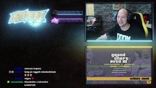 Gyerekkorom kedvence! GTA3 #2 | Retro Stream | !vod !sub